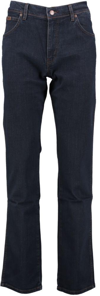 Wrangler Straight Fit TEXAS BLUE BLACK