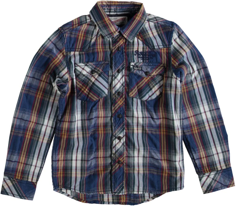 Petrol Casual Shirt