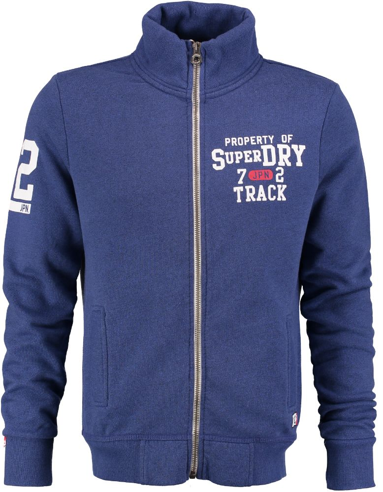 Superdry Sweatvest TRACKSTER TRACK TOP