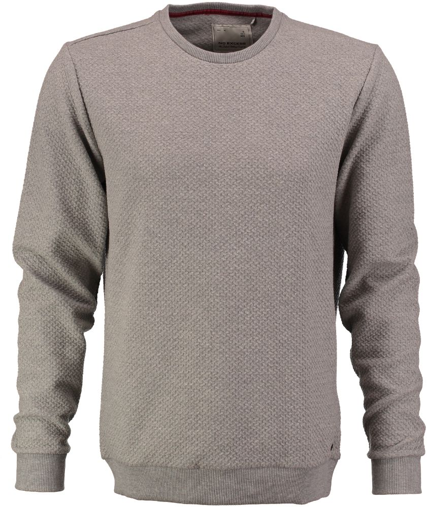 No Excess Sweater