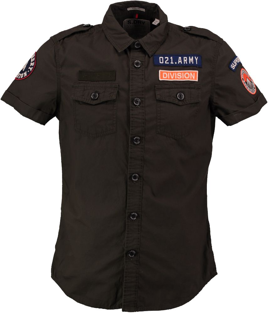 Superdry Casual Shirt ARMY CORPS